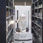 استفاده از رباتها برای بستهبندی لوازم پزشکی بیمارستانها